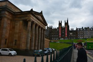 Le National Gallery of Scotland