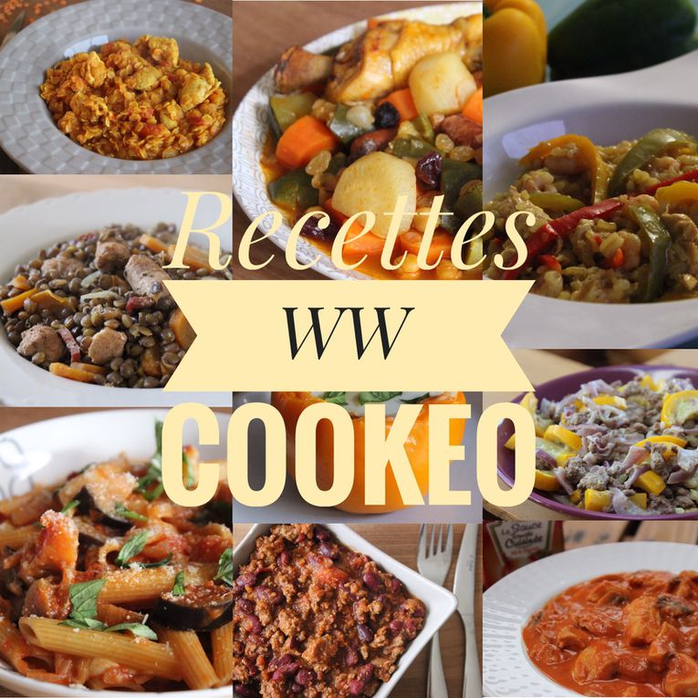 INDEX RECETTES COOKEO