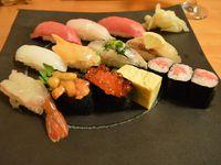 Tokyo Février 2018 #jour 1 - Shibuya, observatoire et sushi