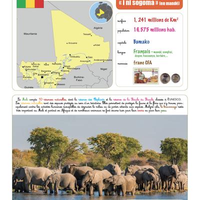 Notre tour du monde : Mali