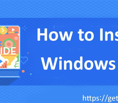 How to Reinstall Windows 10 Without Losing data?