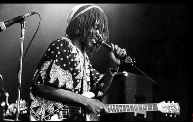 Peter Tosh - Don't Look Back