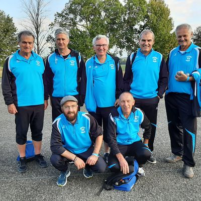 CDC Seniors division 5