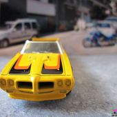 70 PONTIAC GTO CONVERTIBLE HOT WHEELS 1/64 - car-collector.net