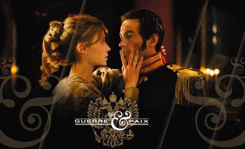 Guerre et Paix de Tolstoï : superproduction européenne sur France 2.