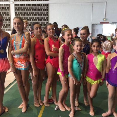Reprise de notre blog!!! Rentrée réussie et première compétition le weekend dernier à Wissous