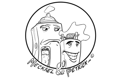 La bédé vape de Meckael & Petrick - Electro à loustics...