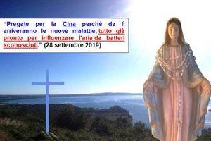 Trevignano Romano, Italie - Message de Notre Dame Via Giselle Cardia - 19 Juin 2021 -  quelques indications afin que vous puissiez reconnaître quand mon Fils Jésus viendra parmi vous et que vous puissiez mieux comprendre