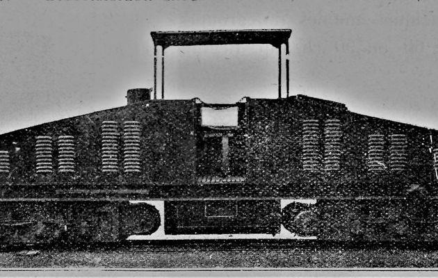 Les locotracteurs après la première guerre mondiale (partie 2)