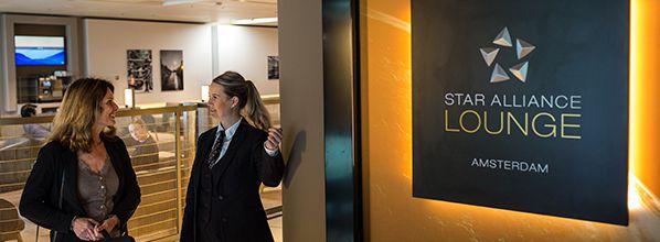 Star Alliance : nouveau salon à l'aéroport Schiphol d'Amsterdam
