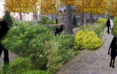 Participez au Vote pour le Budget participatif de Paris en soutenant le projet d'Allée Verte de Square en Square