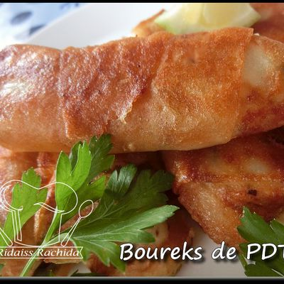 Bourek de PDT