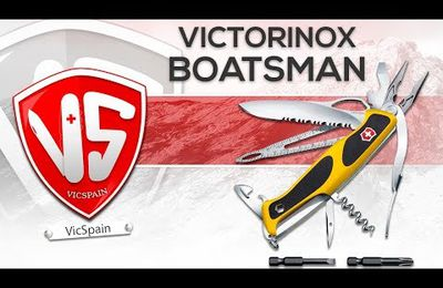 VICTORINOX RANGER GRIP BOATSMAN (All subtitles)