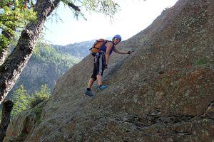 Rocher des Mottets : Via Corda Alpina 2/2