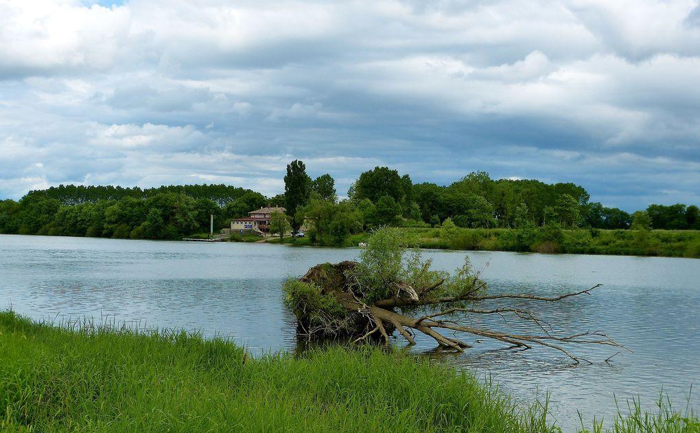 WEEK-END À MÂCON (71Saône-et-Loire) MAI 2014 & AVRIL 2018