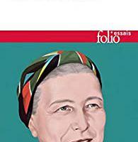 Lien Babelio Folio Gallimard et Citation de Simone de Beauvoir sur la vieillesse