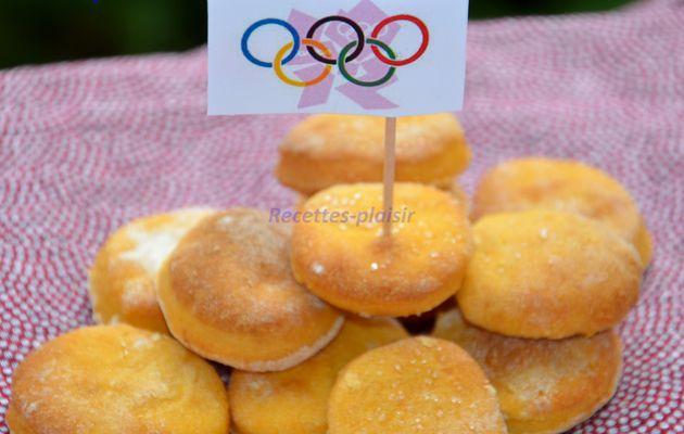 Cookies de patates douces