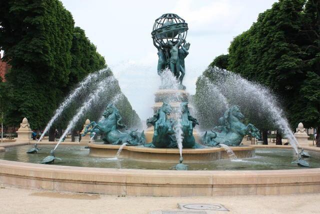 Fontaines de Paris