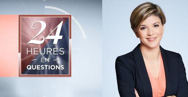 « 24h en Questions  » le samedi sur LCI avec Bénédicte Le Chatelier.