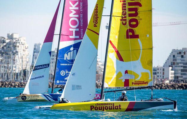 Robin Follin (Cheminées Poujoulat) s'impose au Grand Prix de la Grande-Motte