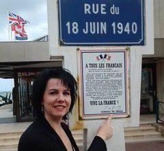 18 juin, hommage au Général De Gaulle