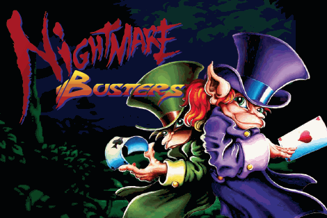 Un lifting pour Nightmare Busters