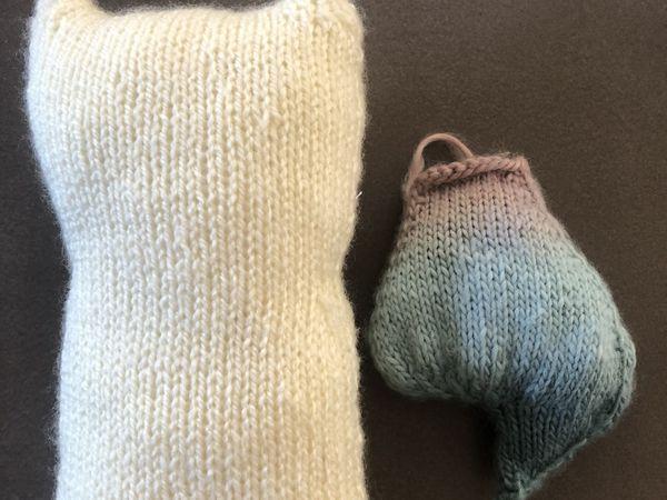 Ailes du modèle avec la laine Mixed Fine de Made by me