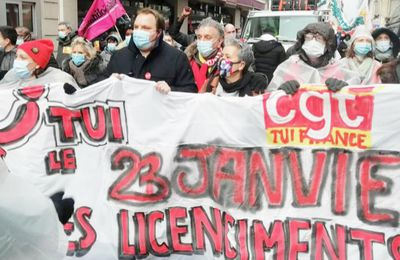 Licenciements, suppressions d'emplois, luttes, propositions