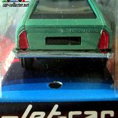 COFFRET CITROEN CX 2200 TAXI RADIO NOREV 1/43. - car-collector.net