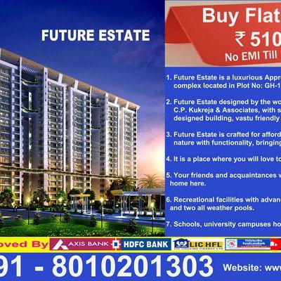 Future Estate Price List in Noida Extension