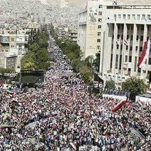 PROVOCATION CHLORÉE EN SYRIE : QUAND ROLAND DUMAS DÉVOILAIT LES MENÉES BRITANNIQUES AU SERVICE D'ISRAËL…