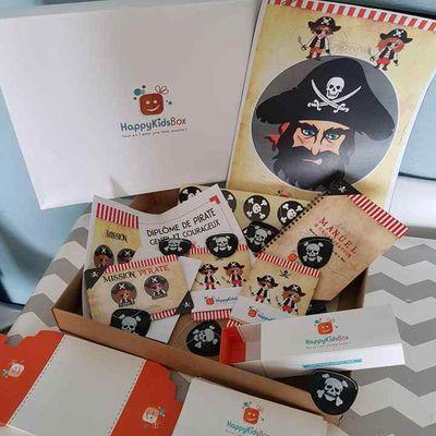 Test : HappyKidsBox une box anniversaire
