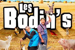"""Samedi 1 FEVRIER 2020, sortie spectacle """"Les BODIN'S"""" au ZENITH à AMIENS"""