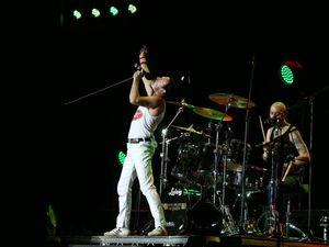 """Montbéliard : la légende Freddie Mercury revit à l'Axone grâce à """"One night of Queen"""""""
