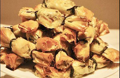Bonbons aux noix de Saint Jacques