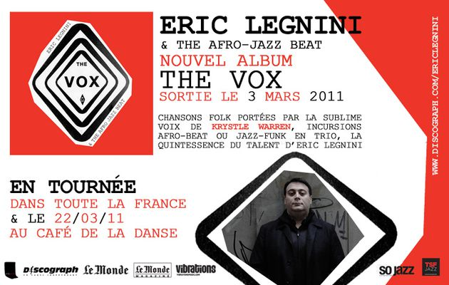 ERIC LEGNINI and THE AFRO JAZZ BEAT / MUSIQUE