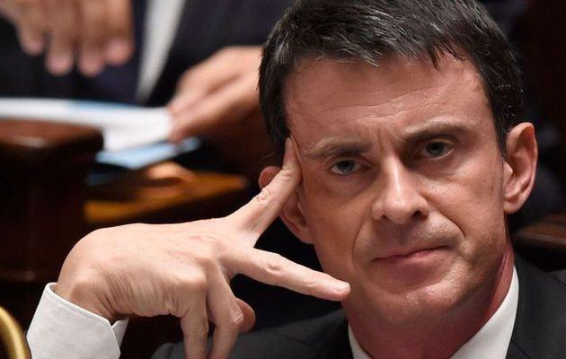 Valls,  traître à Evry et messie à Barcelone?