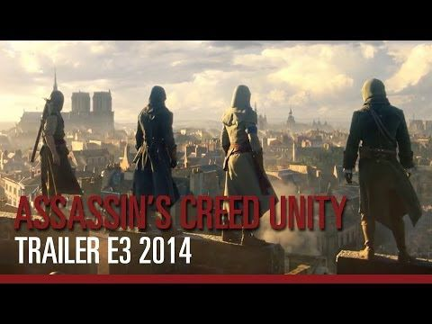 Trailer pour Assassin's Creed Unity