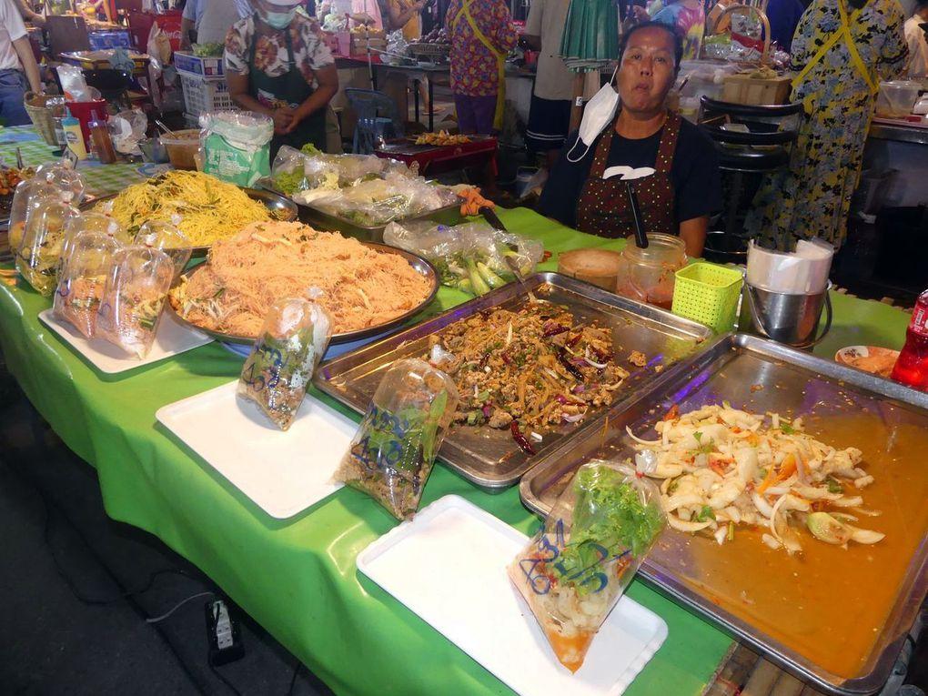 Reprise du Festival Walk and Eat à Na Klua