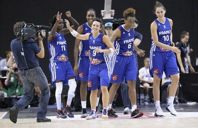Basket - Le tournoi de qualification olympique féminin à suivre sur Canal+SPORT