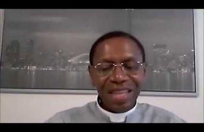 """Emission intégrale de l'Abbé Fortunatus Rudakemwa """"L'Eglise catholique dans le contentieux Hutu-Tutsi. Le rôle de Mgr Léon-Paul Classe."""""""