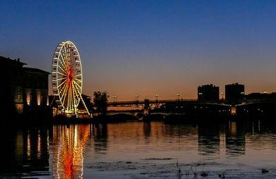 La grande roue à Toulouse