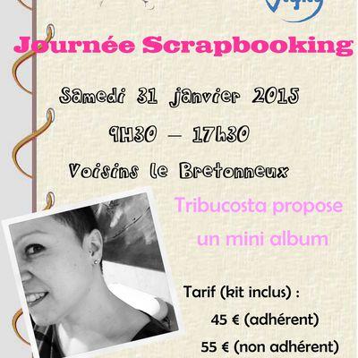 CROP : mini album proposé par Tribucosta