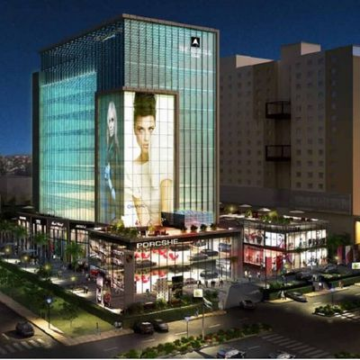 Pre rented commercial property for sale in baani the address Gurgaon:9873498205