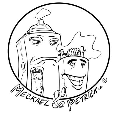 La bédé vape de Meckael & Petrick - Size matter