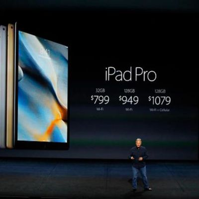 What you need knowing about iPad Pro on contract?