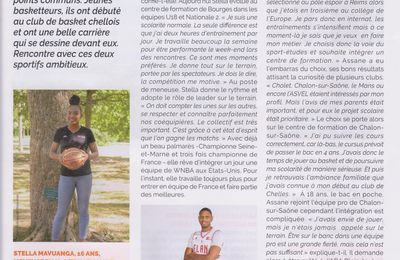 Article Chelles mag Septembre 2020
