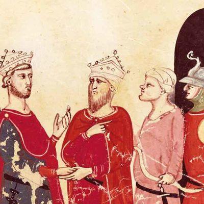 CHRÉTIENS ET MUSULMANS EN SICILE (Période normande)