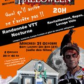 Billetterie : La Noctambule Halloween