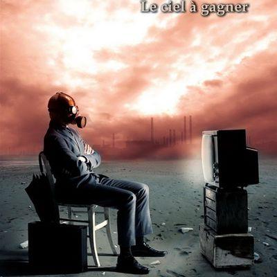 Le ciel à Gagner de David Ménard...